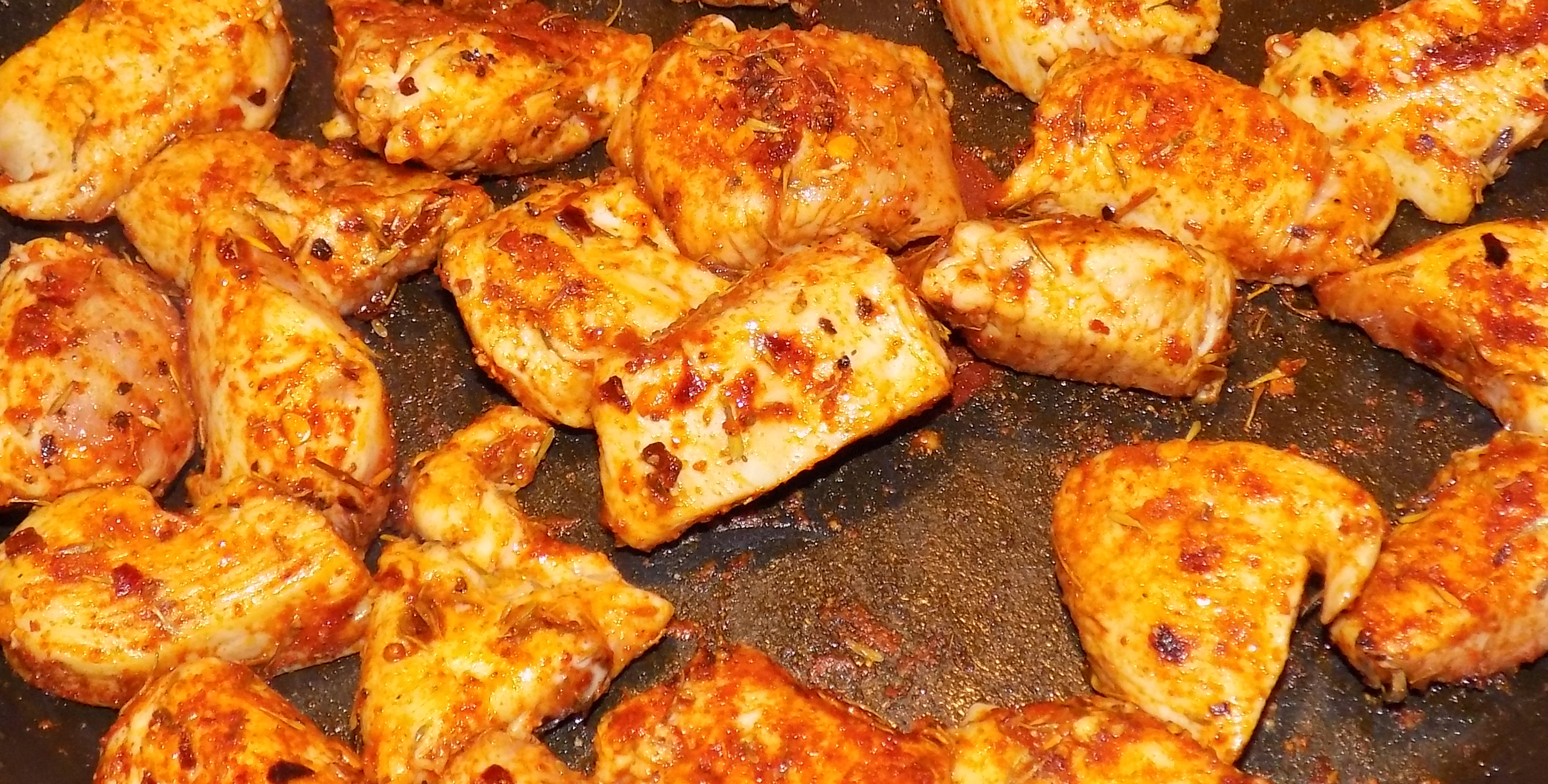 Cajun Chili Chicken Linguine