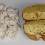 Chicken Mayo Jacket Potato